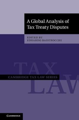 Global Analysis Tax Trty Dspts