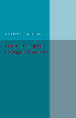 Essential Principles of Organic Chemistry