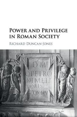 Power Privilege in Roman Society
