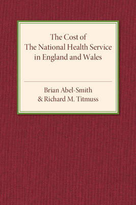 The Cost of the National Health Service in England and Wales