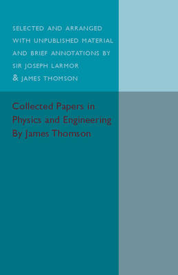 Collected Papers in Physics and Engineering