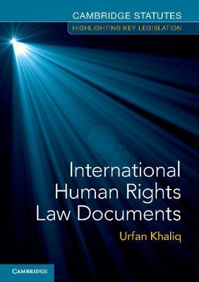 International Human Rights Law Documents