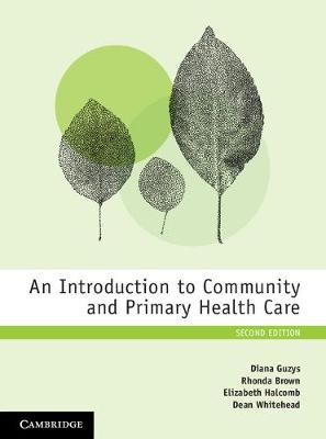 An Introduction to Community and Primary Health Care