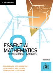 Essential Mathematics for the Victorian Syllabus Year 8