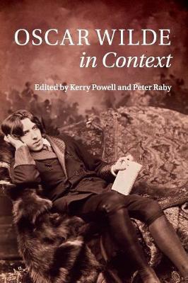Oscar Wilde in Context