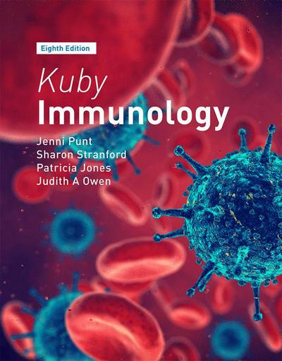 Kuby Immunology 8e (IE)