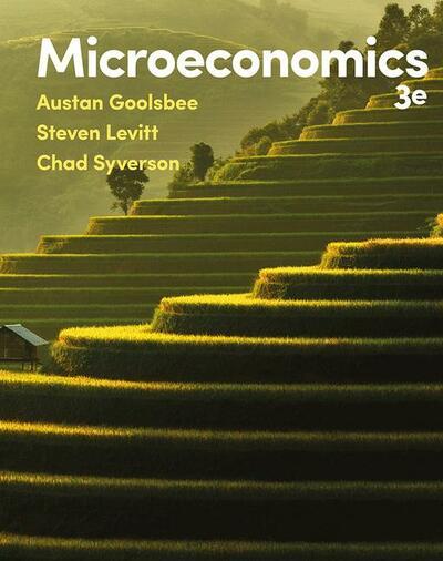Microeconomics, 3e (IE)