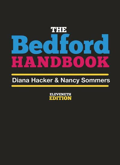 The Bedford Handbook 11e (IE)