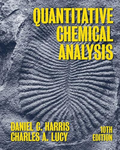 Quantitative Chemical Analysis 10e (IE)