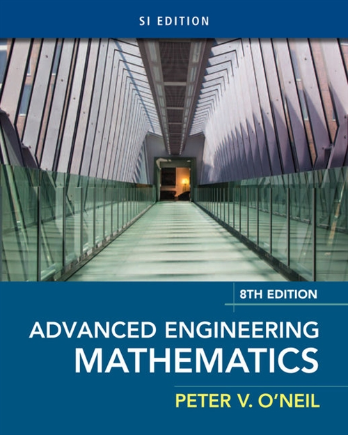 Advanced Engineering Mathematics, SI Edition