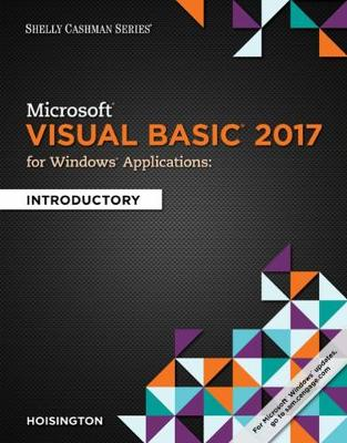 Microsoft Visual Basic 2017 for Windows Applications : Introductory