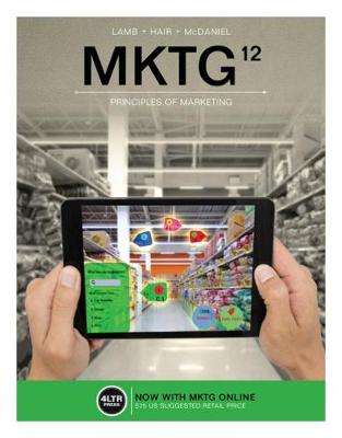 MKTG (with MindTap Printed Access Card)