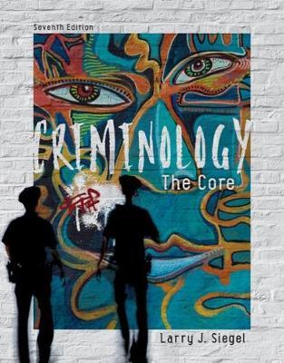 Criminology Core
