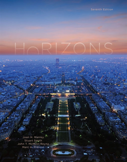 Horizons, Student Edition : Introductory French