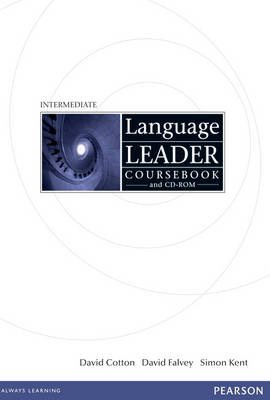 Language Leader Intermediate Coursebook and CD