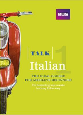 Talk Italian 1 (Book + CD)