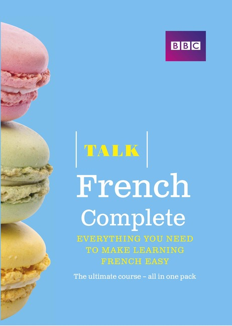 Talk French Complete Set