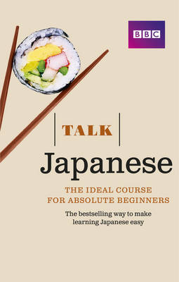 Talk Japanese (Book + CD)