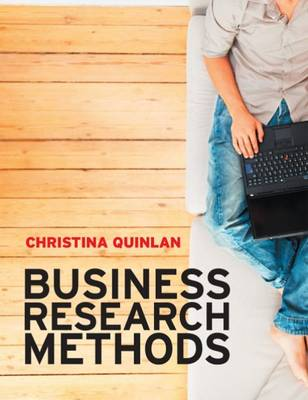 Business Research Methods by Quinlan