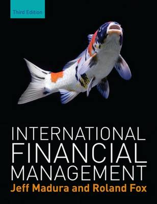 International Financial Management : (with CourseMate and eBook Access  Card)