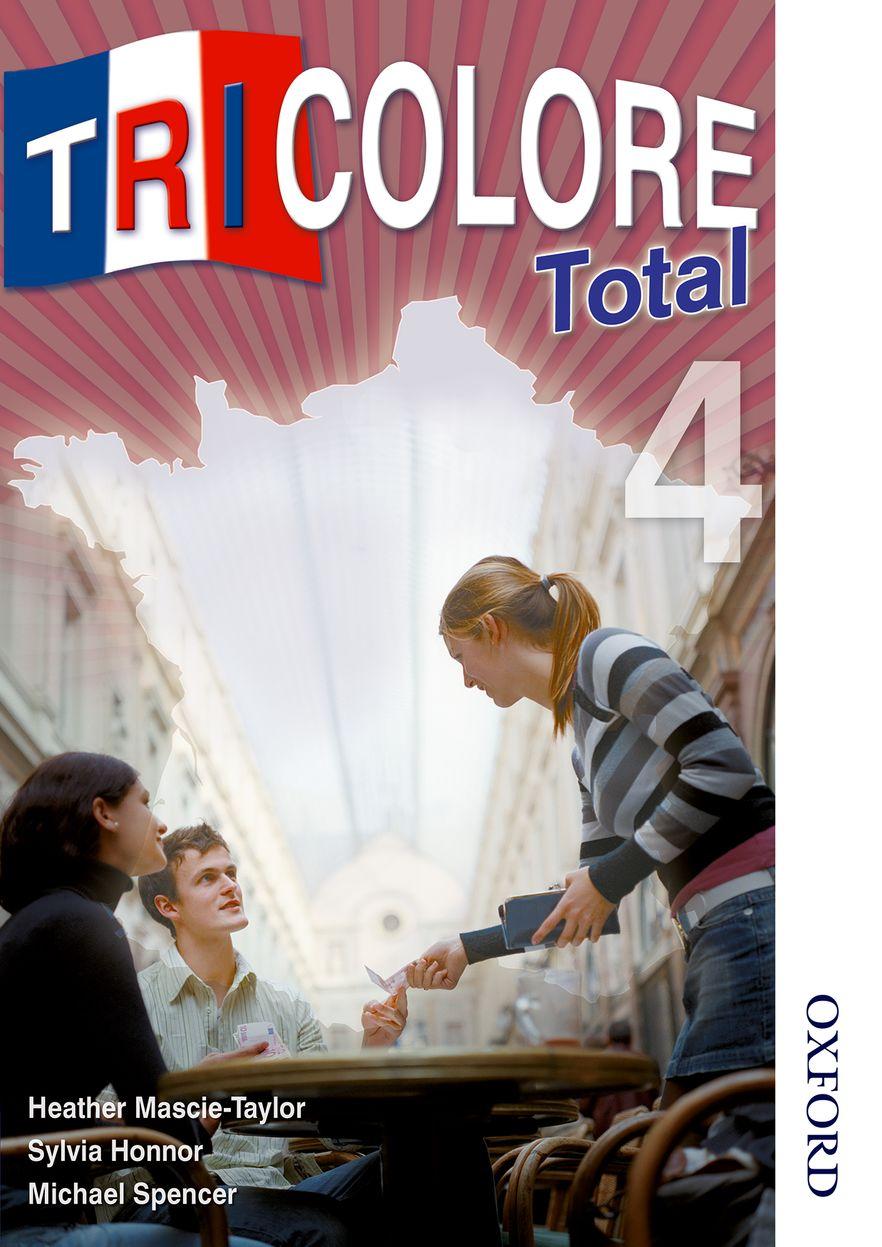 Tricolore Total 4 Student Book