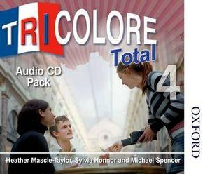 Tricolore Total 4 Audio CD Pack