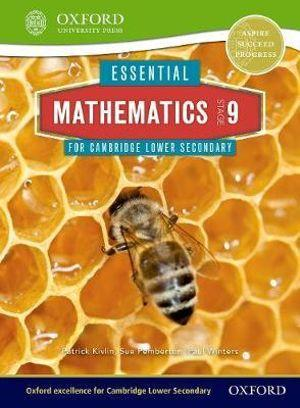 Essential Mathematics for Cambridge Secondary 1 Stage 9 Pupil Book