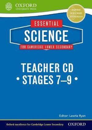 Essential Science for Cambridge Secondary 1 Teacher's CD