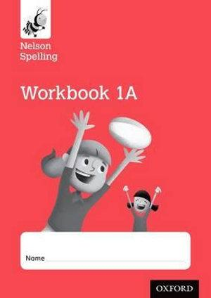 New Nelson Spelling Workbook Red A