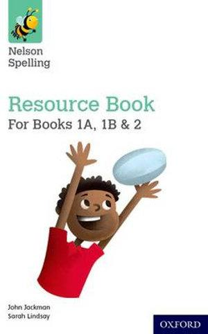 New Nelson Spelling Resource Book KS1