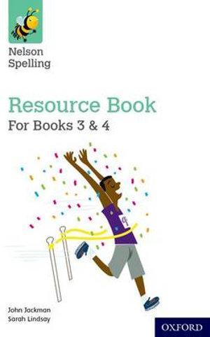 New Nelson Spelling Resource Book KS2
