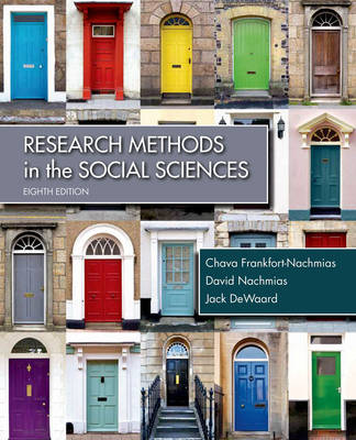Research Methods in Social Sciences 8e