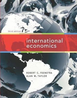 International Economics 3e