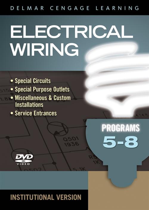 Electrical Wiring DVD Set (5-8)