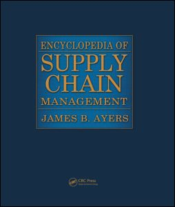 Encyclopedia of Supply Chain Management - Two Volume Set (Print)