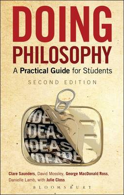 Doing Philosophy: A Practical Guide for Students