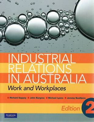 Industrial Relations In Australia