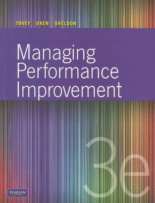 Managing Performance Improvement