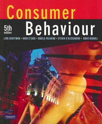 Consumer Behaviour (Australian Edition)