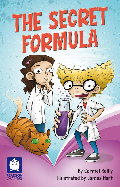 Pearson Chapters Year 5: The Secret Formula