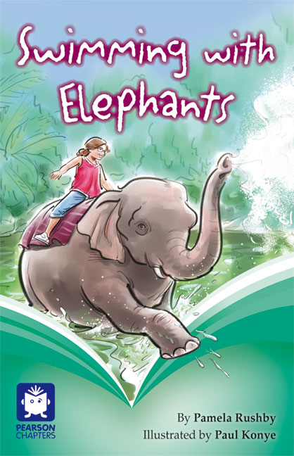 Pearson Chapters Year 6: Swimming with Elephants