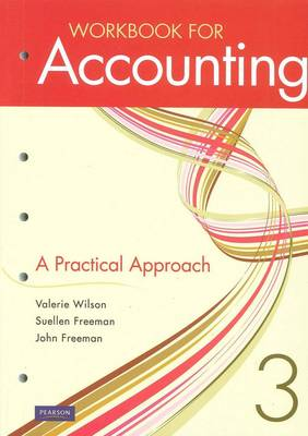Accounting: A Practical Approach Workbook