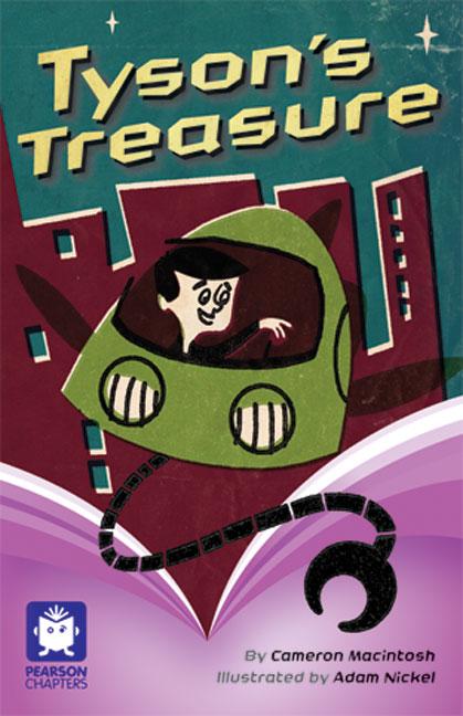 Pearson Chapters Year 5: Tyson's Treasure