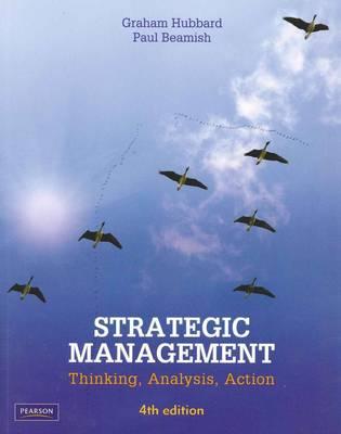 Strategic Management 4th Edition