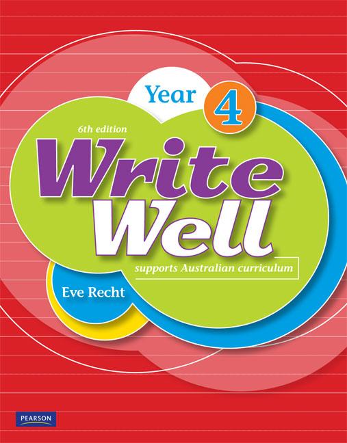 Write Well Year 4