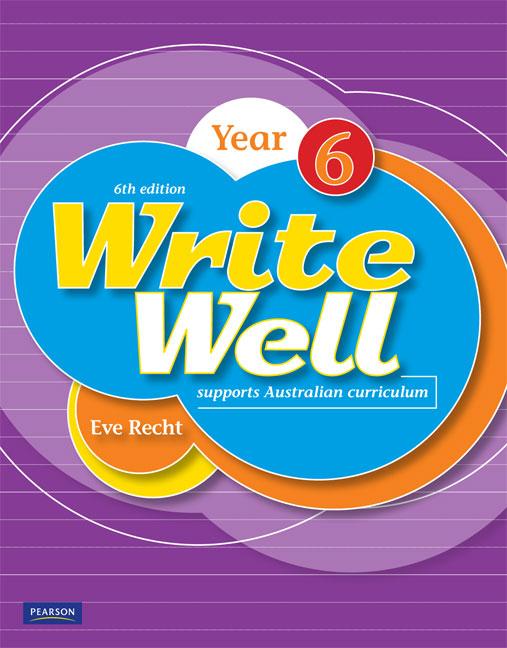 Write Well Year 6