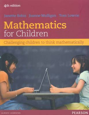 Mathematics for Children 4E