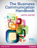 Business Communication Handbook 9th Ed