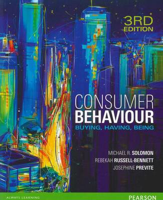 Consumer Behaviour 3rd Edition