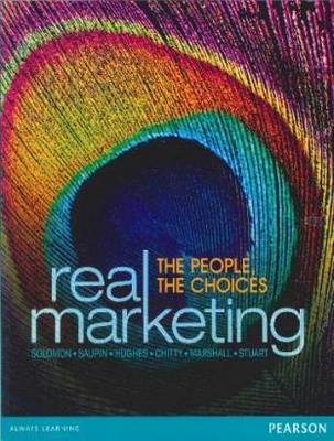 Real Marketing: the People, the Choices + Companion Website